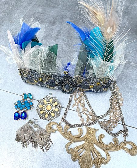 Ultra Violet Lair - Accessories whimsical